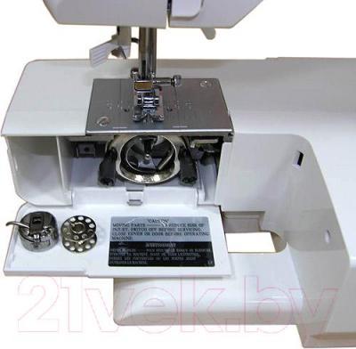 Швейная машина Jaguar LW-200 - челночный механизм