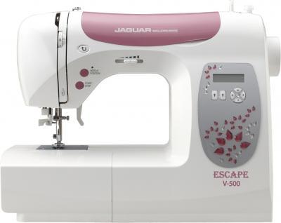Швейная машина Jaguar Escape V-500 - общий вид
