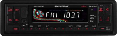Автомагнитола SoundMax SM-CDM1042 - общий вид