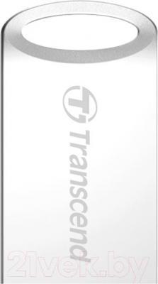 Usb flash накопитель Transcend JetFlash 510S 16GB Silver (TS16GJF510S)