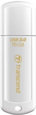 Usb flash накопитель Transcend JetFlash 730 16Gb White (TS16GJF730)