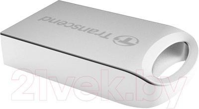 Usb flash накопитель Transcend JetFlash 510S 32GB Silver (TS32GJF510S)