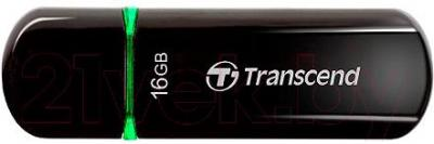 Usb flash накопитель Transcend JetFlash 600 16 Gb (TS16GJF600)
