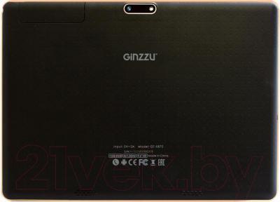 Планшет Ginzzu GT-X870 (черный)