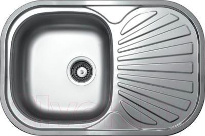 Мойка кухонная Kromevye EC 150 D