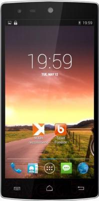 Смартфон TeXet X-mega / TM-5503 (черный)