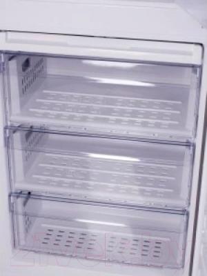 Холодильник с морозильником Beko RCNK320E21X