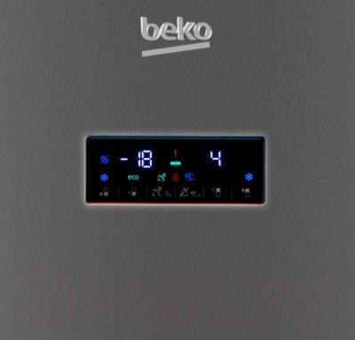 Холодильник с морозильником Beko RCNK320E21A