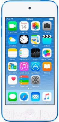 MP3-плеер Apple iPod touch 16Gb MKH22RP/A (синий)