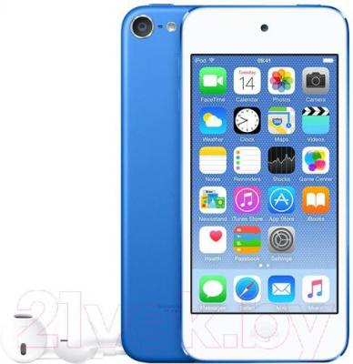 MP3-плеер Apple iPod touch 32Gb MKHV2RP/A (синий)