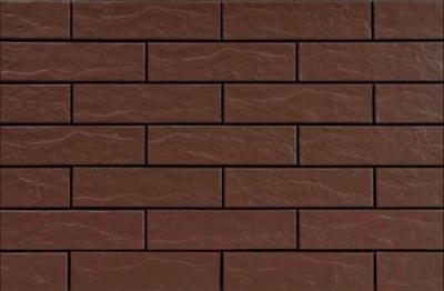 Фасад клинкерный Cerrad Braz Рустик (245x65)