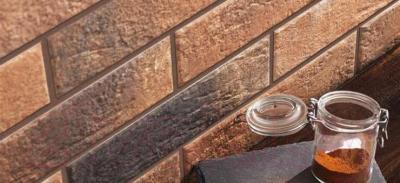 Фасад клинкерный Cerrad Loft Brick Curry (245x65)
