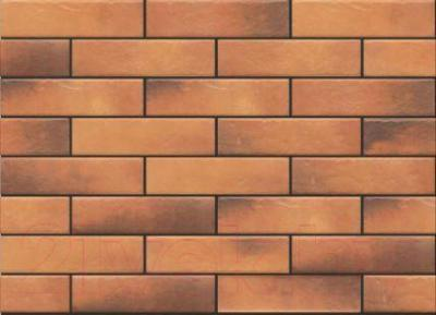 Фасад клинкерный Cerrad Retro Brick Curry (245x65)