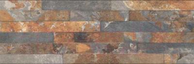 Фасад клинкерный Cerrad Kallio Rust (450x150)