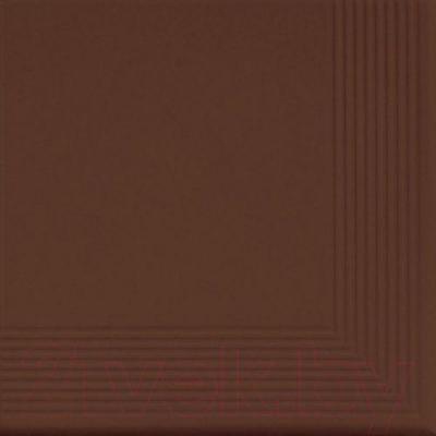 Ступень Cerrad Brazowa угловая (300x300)