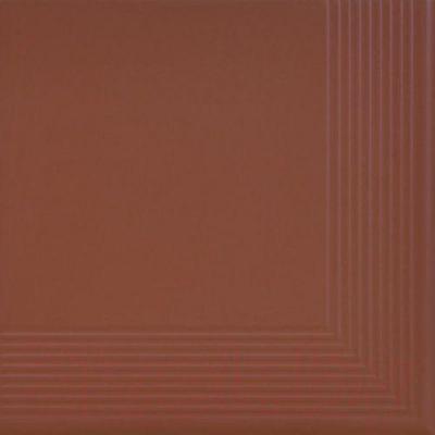 Пол клинкерный Cerrad Burgund угловая (300x300)