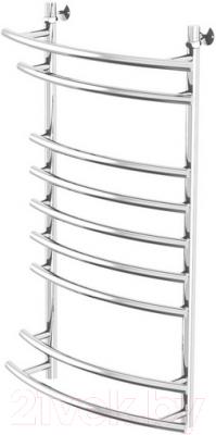 """Полотенцесушитель водяной Gloss & Reiter Cascade Drawt Л. 50х100.КД9 (1/2"""")"""