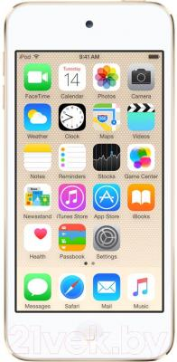 MP3-плеер Apple iPod touch 16Gb MKH02RP/A (золотой)