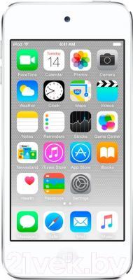 MP3-плеер Apple iPod touch 64GB / MKHJ2RP/A (бело-серебристый)