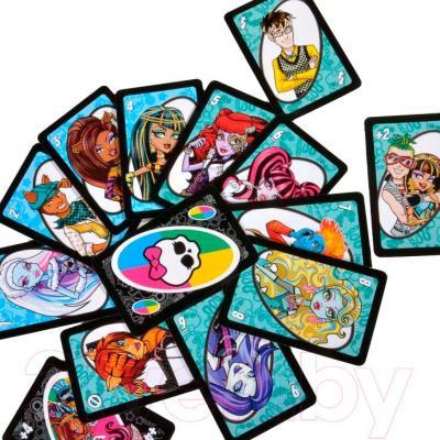 Настольная игра Mattel Uno Monster High