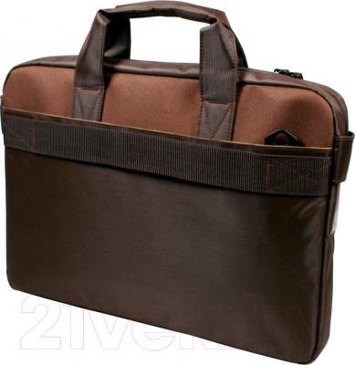 """Сумка для ноутбука Port Designs Lugano II 15.4"""" / 140308 (коричневый)"""