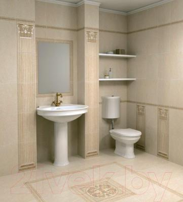 Декоративная плитка для ванной Kerama Marazzi Вилла Медичи Основание ST12\11046 (600x300)