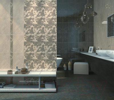 Плитка для пола ванной Kerama Marazzi Кашмир 4191 (402x402, бежевый)