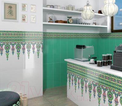 Плитка для стен ванной Kerama Marazzi Праздник Красок 12044 (750x250, черный)