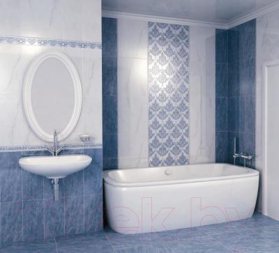 Бордюр для ванной Kerama Marazzi Лакшми Шелк AR164\7108 (200x63)