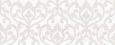Декоративная плитка для ванной Kerama Marazzi Лакшми Сари STG\A88\7108 (500x200, серебро)