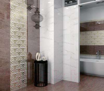 Декоративная плитка Kerama Marazzi Лакшми Сари STG\A88\7108 (500x200, серебро)