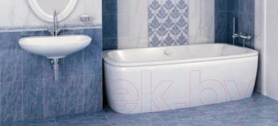 Плитка для стен ванной Kerama Marazzi Лакшми 7108 (500x200, белый)