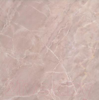 Плитка для пола ванной Kerama Marazzi Фантазия 4205 (402x402, темно-розовый)