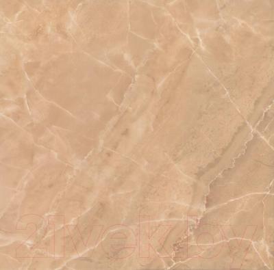 Плитка для пола ванной Kerama Marazzi Фантазия 4204 (402x402, темно-бежевый)
