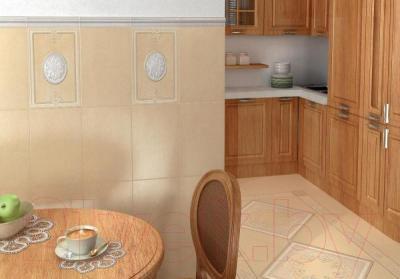 Бордюр для ванной Kerama Marazzi Камея KYVT (250x55)