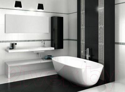Плитка для пола ванной Kerama Marazzi Лацио 4169 (402x402, черный)