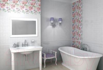 Декоративная плитка Kerama Marazzi Сент-Джеймс Парк Цветы 13008R (895x300)