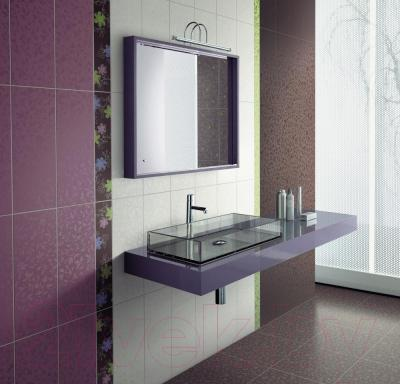 Бордюр для ванной Kerama Marazzi Орхидея А17\7019 (500x96)