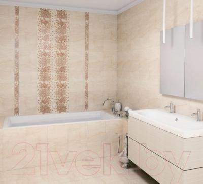 Плитка для пола ванной Kerama Marazzi Аида 4577 (502x502, бежевый)