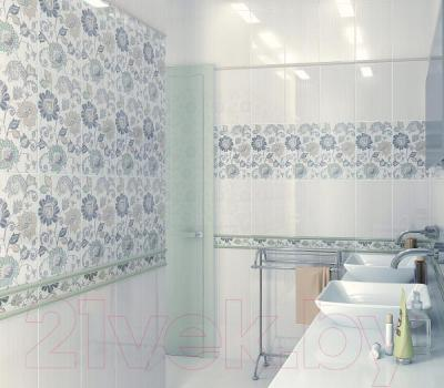 Плитка для стен ванной Kerama Marazzi Луиза 6234 (400x250)