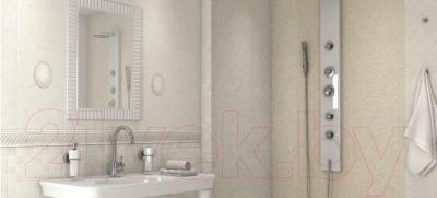 Бордюр для ванной Kerama Marazzi Белгравия BBA001R (300x100)