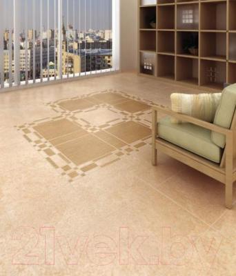 Декоративная плитка Kerama Marazzi Ганг В430\3198 (302x302, коричневый)