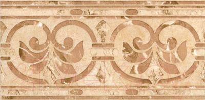 Декоративная плитка Kerama Marazzi Ганг В429\3198 (302x150, коричневый)