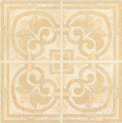Декоративная  плитка для пола Kerama Marazzi Ганг Песок А430\3197 (302x302)