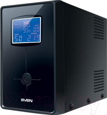 ИБП Sven Pro+ 650 VA (LCD)