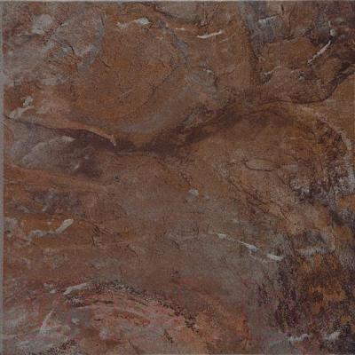 Плитка Kerama Marazzi Уффици 4012N (402x402, коричневый)