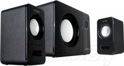 Мультимедиа акустика Microlab M-600 (черный) - общий вид