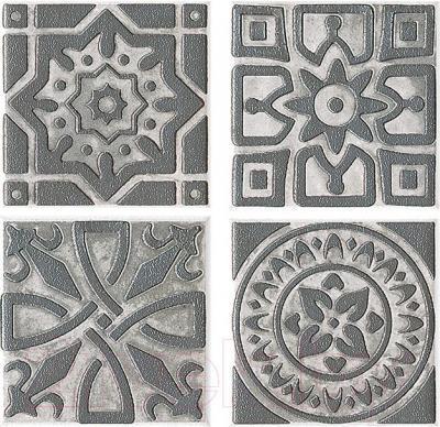 Декоративная плитка Kerama Marazzi Вставка Корсо AD\A48\33021 (100x100)