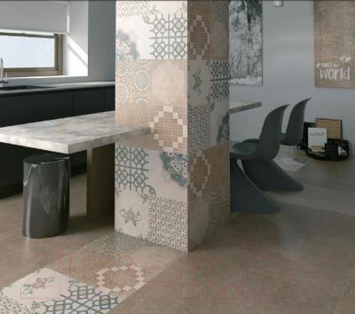 Декоративная плитка Kerama Marazzi Королевская Дорога SG614700R (600x600, серый)
