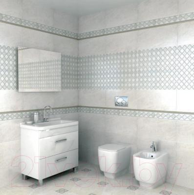 Декоративная плитка Kerama Marazzi Луара В1909\4162 (402x402, бежевый)